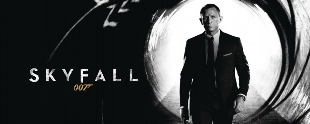 Skyfall, l'agente segreto James Bond arriva in tv