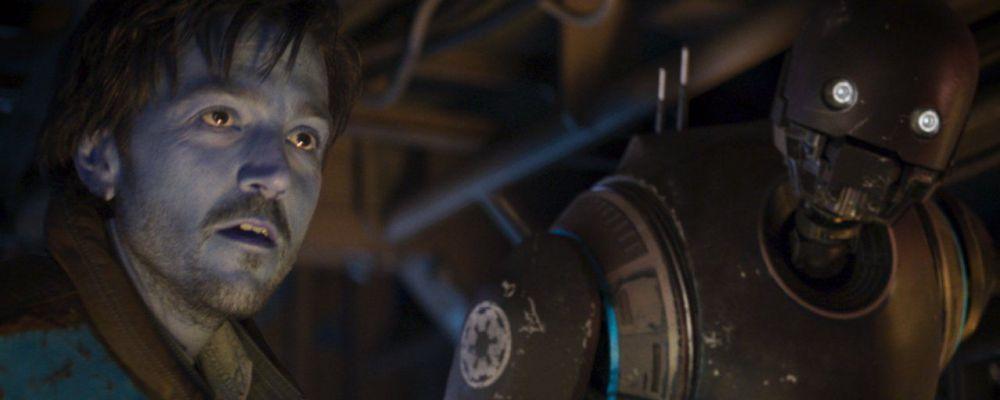 Rogue One: A Star Wars Story, negli ultimi trailer ricompare Darth Vader