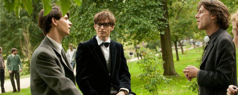 La teoria del tutto, il film sulla vita di Stephen Hawking nel giorno della morte