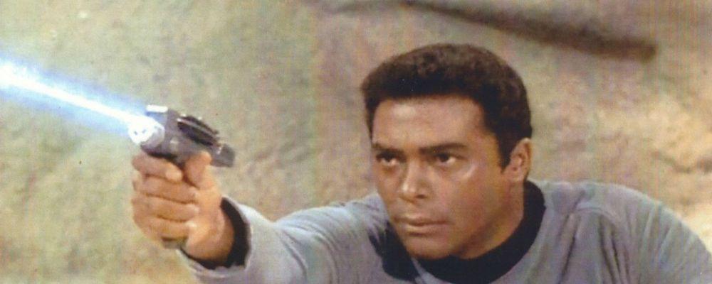 E' morto Don Marshall, il tenente Boma di Star Trek