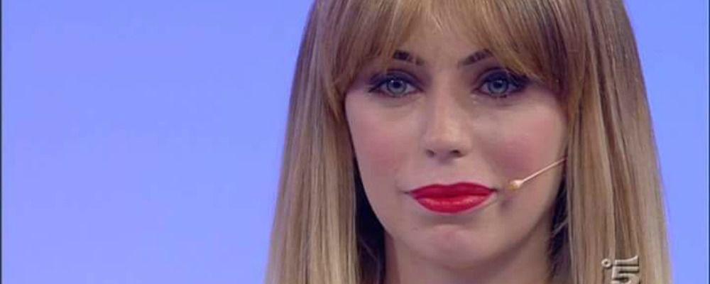 Uomini e donne, Alessia Cammarota operata alle labbra per un filler sbagliato