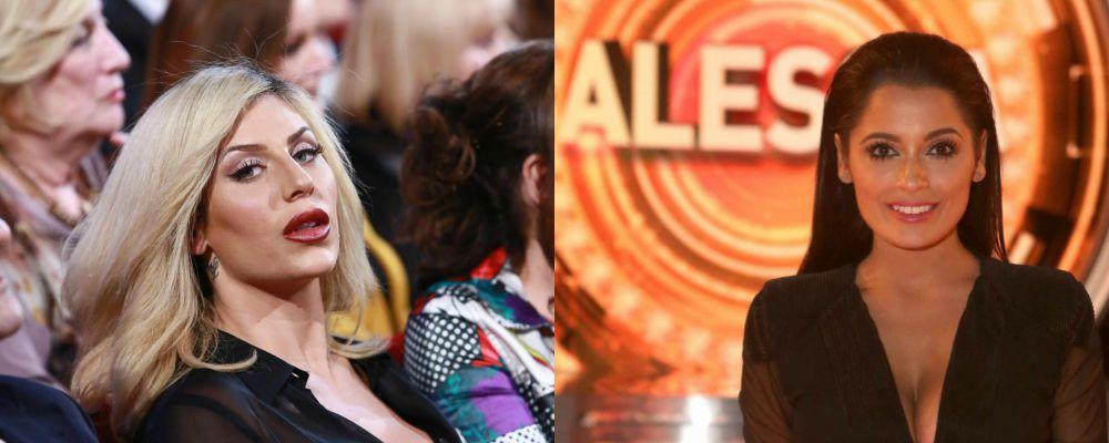 Paola Caruso contro Alessia Macari: 'E' una falsa, ha una vita segreta'