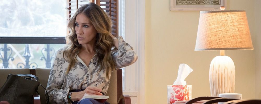 Divorce, il ritorno in tv di Sarah Jessica Parker