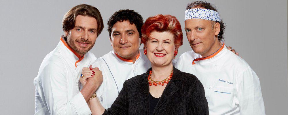 top chef italia la finale della prima edizione mercoledì 2 novembre