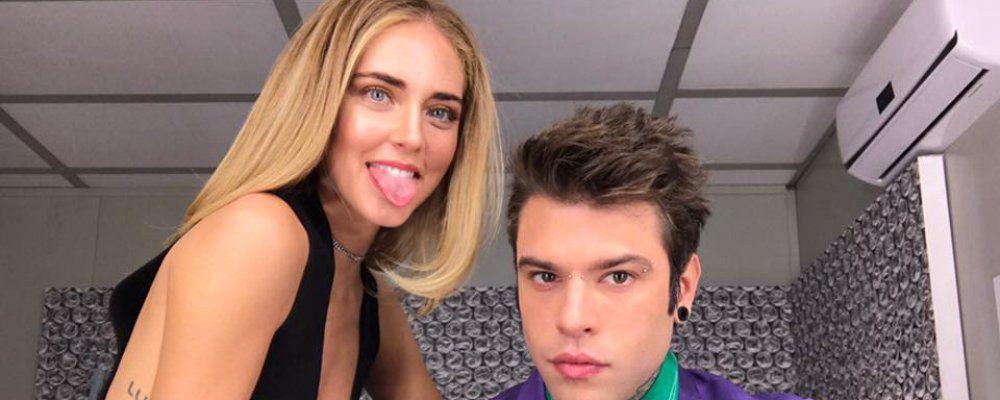 Fedez e Chiara Ferragni: il bacio è un video virale