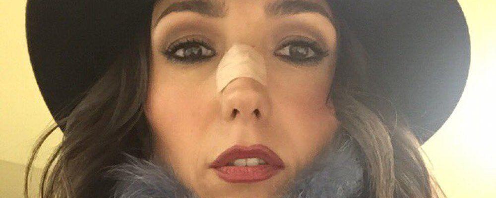 Caterina Balivo, incidente per la conduttrice di Detto Fatto