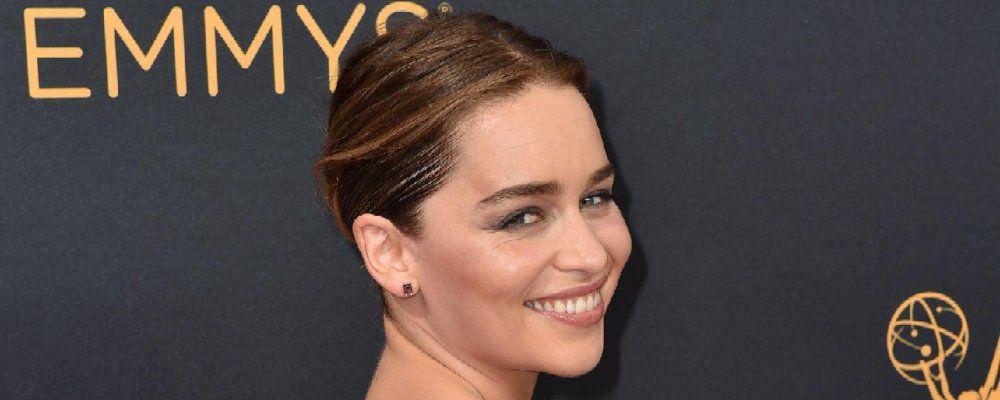 Emilia Clarke: Daenerys per Star Wars nel film su Han Solo