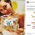 Liam Hemsworth a Miley Cyrus 'Buon compleanno al mio piccolo angelo preferito'