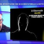 Marco Baldini a Domenica Live 'Fiorello mi ha detto, nessuno è imperdonabile'
