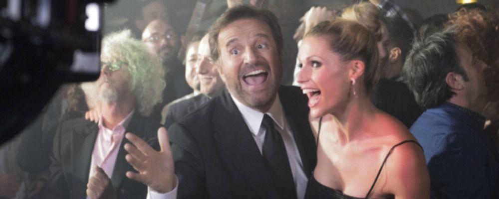 Zelig Event, nel promo Michelle Hunziker e Christian De Sica in stile 'La grande bellezza'