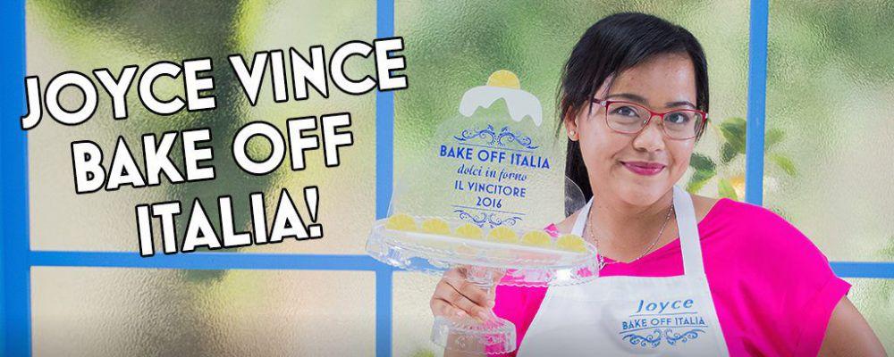 Chi è Joyce, la vincitrice di Bake Off Italia 4