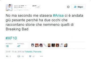 X Factor 2016, la rete contro Arisa: i tweet più velenosi e l'intervento di Simona Ventura
