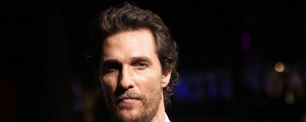 Matthew McConaughey nella sua biografia Greenlights racconta le violenze subite