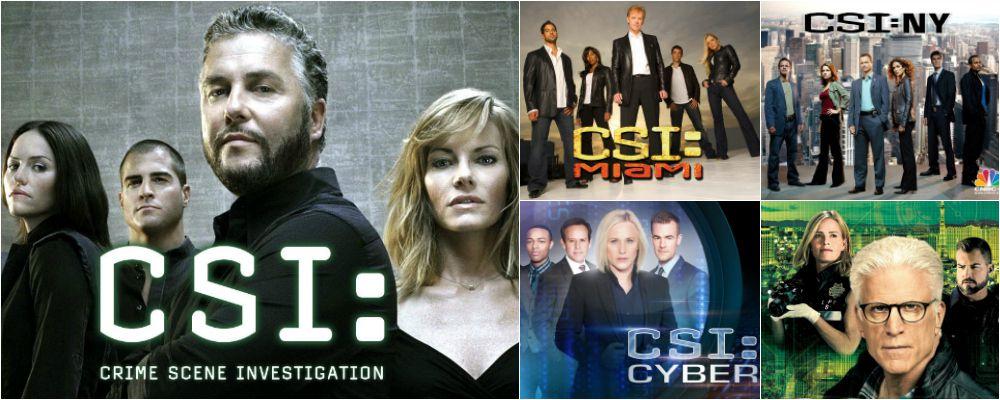 CSI - Scena del crimine, dopo 15 anni addio alla serie regina di spin-off