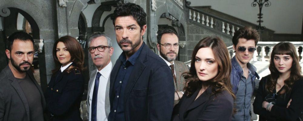 I bastardi di Pizzofalcone 2 in onda da lunedì 8 ottobre: nel cast anche Matteo Martari
