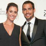 Flavia Pennetta e Fabio Fognini aspettano il secondo figlio: le prime foto della tennista incinta