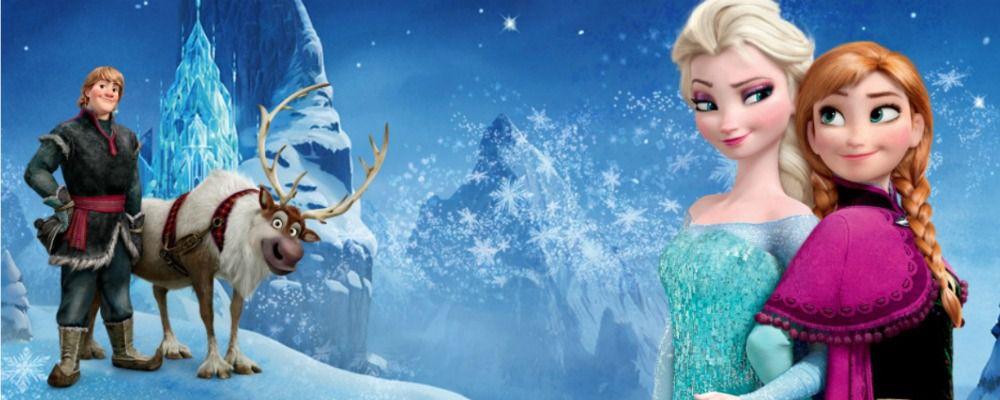 frozen il regno di ghiaccio