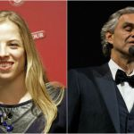 Intimissimi On Ice, spettacolo su ghiaccio con Carolina Kostner e Andrea Bocelli