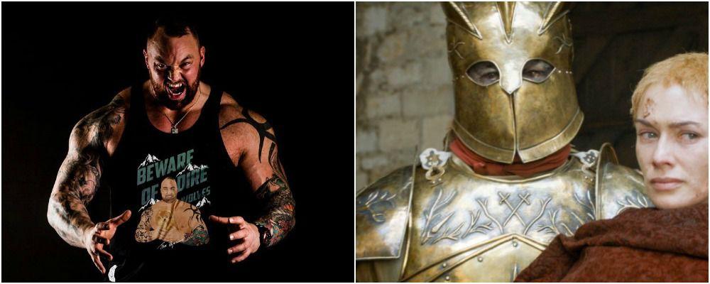 Game of Thrones, Mr. Björnsson è La Montagna verde: 'Così recito dietro la maschera'