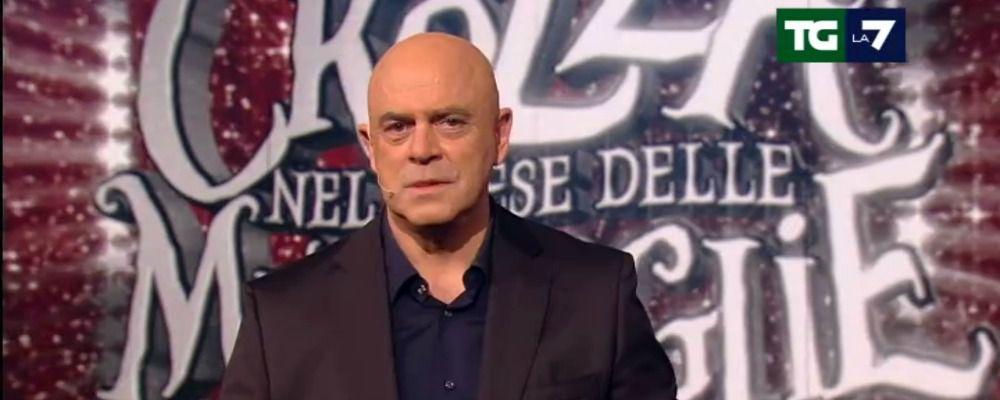 Maurizio Crozza lascia La7, addio popolo delle meraviglie