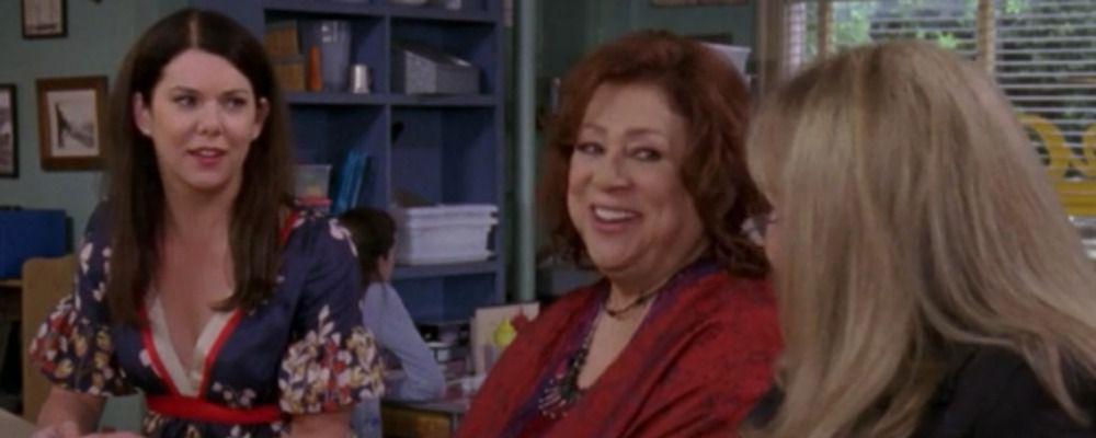 Una mamma per amica, l'incredibile trasformazione di Miss Patty