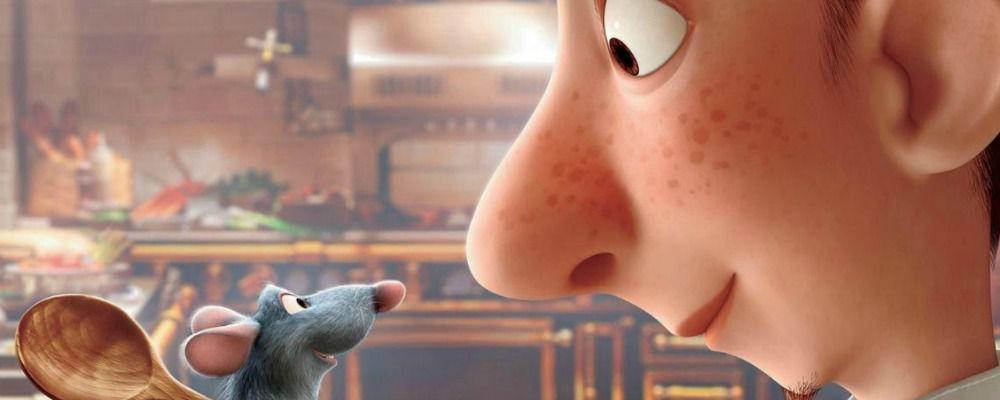 Ratatouille, le avventure del topo chef arrivano in tv