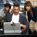 Scusate se esisto, trailer, trama e cast del film con Paola Cortellesi e Raoul Bova (che bacia Marco Bocci)