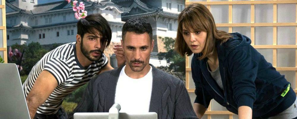 Scusate se esisto, la commedia con Paola Cortellesi e Raoul Bova in tv