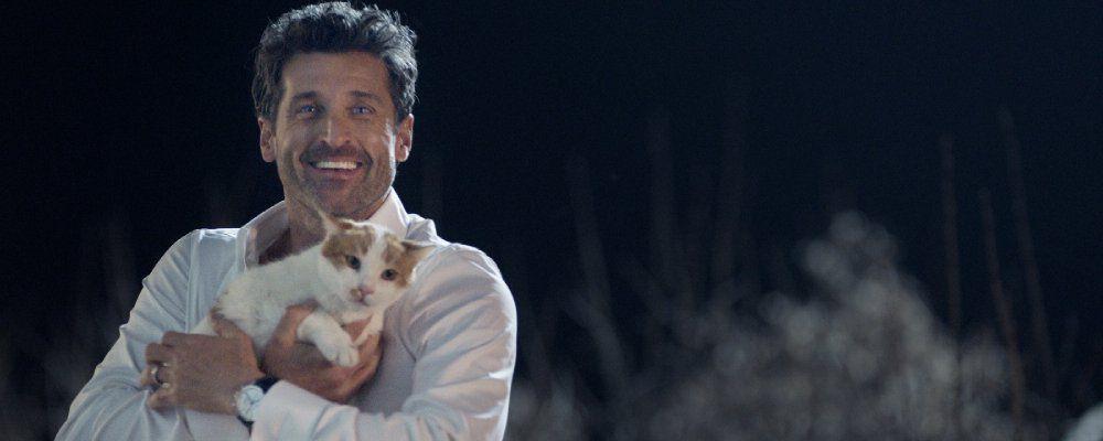 Patrick Dempsey dopo Bruce Willis protagonista degli spot Vodafone Italia