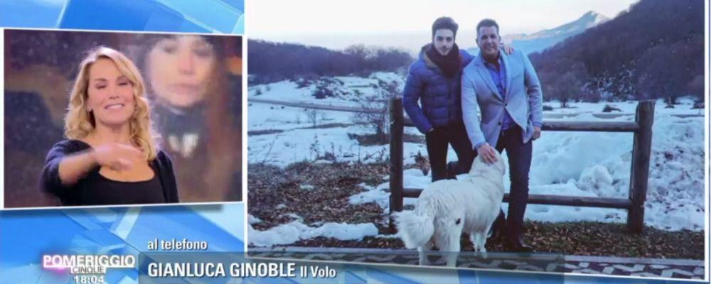 Valanga Hotel Rigopiano, Gianluca Ginoble de Il Volo: 'Scampato per miracolo'