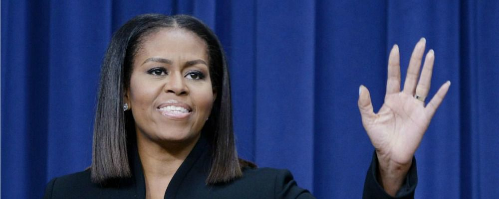 Michelle Obama, ultima apparizione da First Lady da Jimmy Fallon