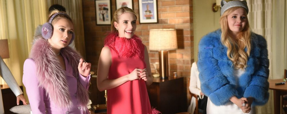 Scream Queens 2, torna la figlia di Carrie Fisher con l'omaggio alla madre