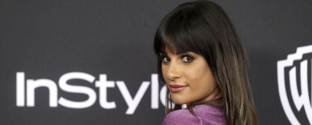 Lea Michele, lo scatto social in ricordo del fidanzato Cory Monteith