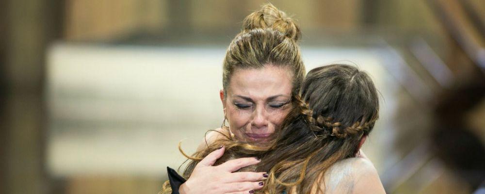 Dance Dance Dance, Vanessa Incontrada in lacrime