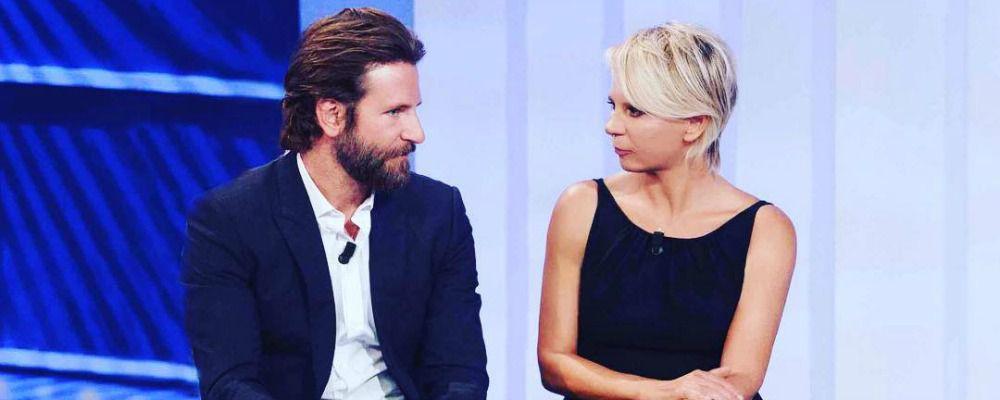 C E Posta Per Te L Errore Bradley Cooper E Le Multe Non Pagate Di Maria De Filippi Tvzap