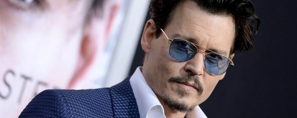 Johnny Depp, bloccata l'uscita del film 'City of lies'
