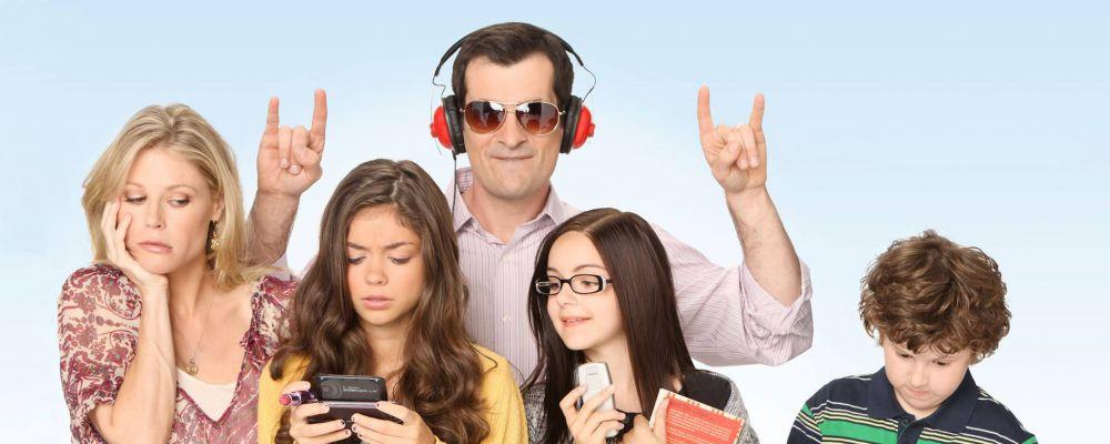 Modern Family, la commedia dei record arriva su Paramount Channel