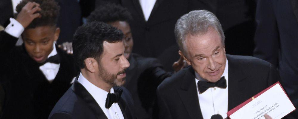La La Gaffe: l'Oscar al miglior film 2017 macchiato da un incredibile errore finale