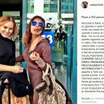 Isola dei Famosi, Naike Rivelli e Ornella Muti in aeroporto: il caso continua