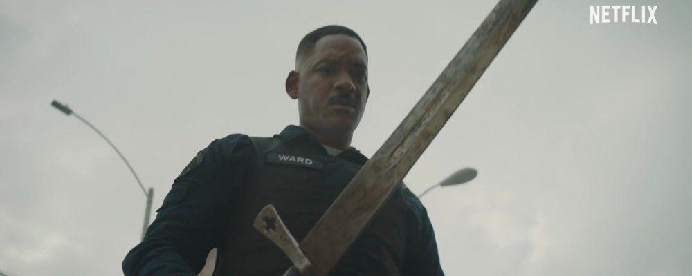 Bright: film insieme di Will Smith, Joel Edgerton e Noomi Rapace per Netflix