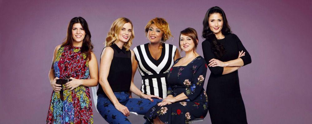 The Real, appuntamento con Filippa Lagerback per un talk show al femminile su TV8