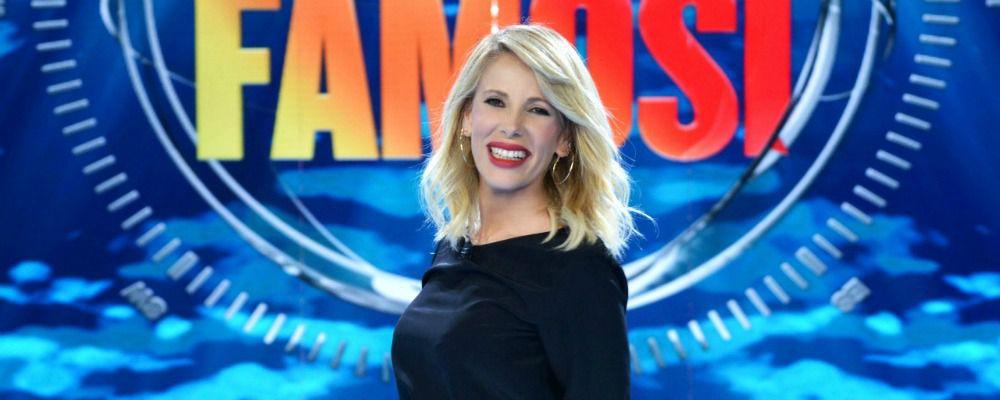 Alessia Marcuzzi confermata per l'Isola dei famosi 2019: 'Mai pentita di aver accettato'