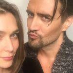 Alex Belli e Katarina Raniakova, matrimonio finito: 'La popolarità gli ha dato alla testa'