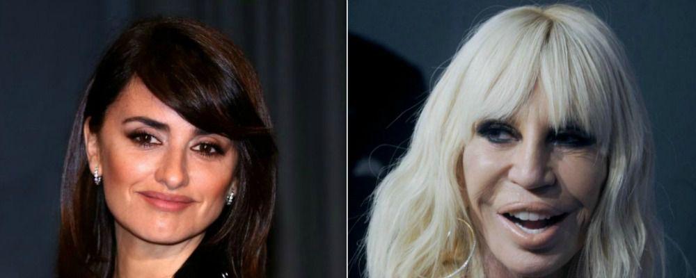 Penelope Cruz è Donatella Versace nella terza stagione di American Crime Story