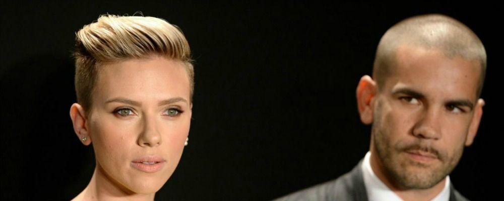 Scarlett Johansson: divorzio da Romain Dauriac e battaglia legale per la figlia