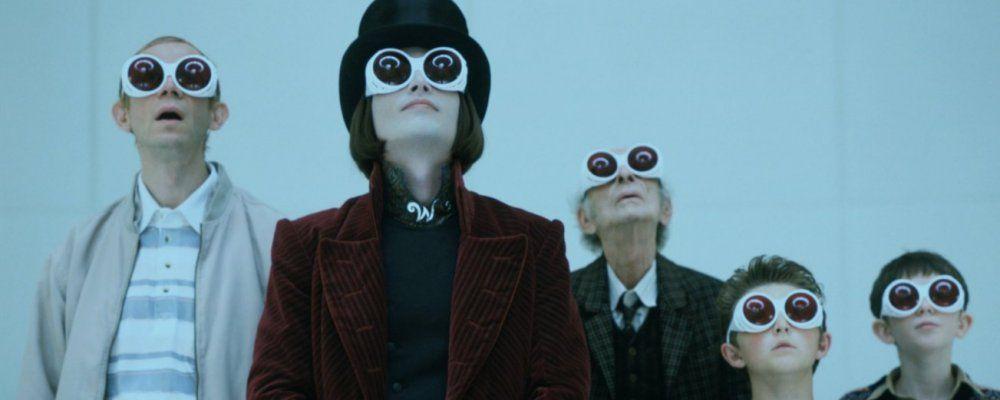 La fabbrica di cioccolato, Johnny Depp nuovo Willy Wonka: trama, cast e curiosità
