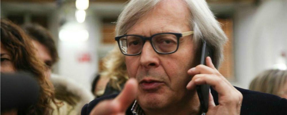 Vittorio Sgarbi: 'La festa della donna è ridicola e fasulla'