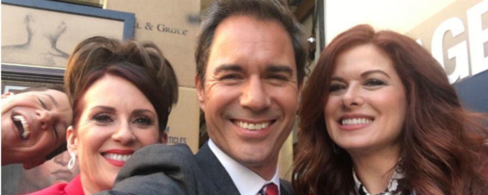 Will and Grace: le prime foto del cast riunito