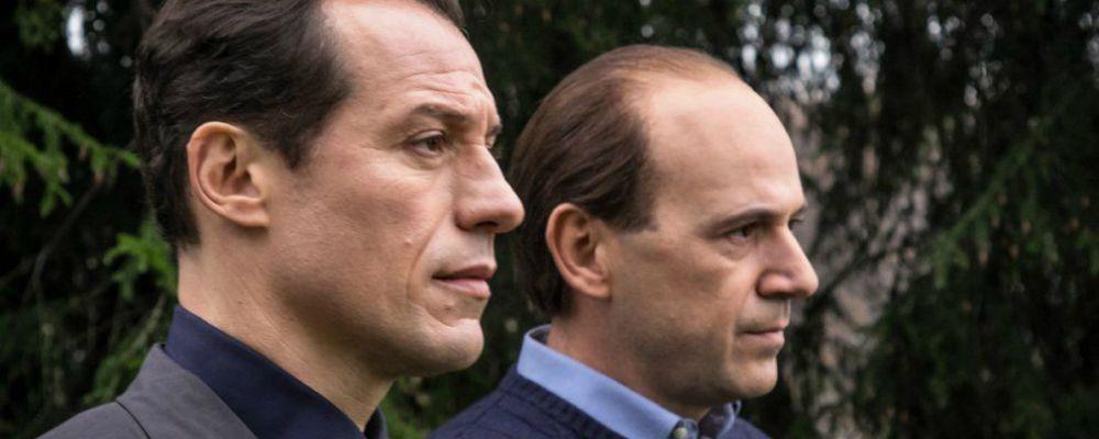 1993, Filippo De Silva di Squadra Antimafia diventa Silvio Berlusconi