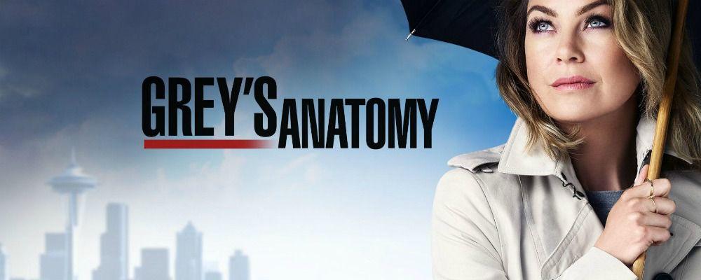 Divorzio nel cast di Grey's Anatomy, Ed Sheeran canta per Arya ne Il trono di spade